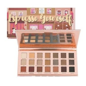 The Beauty Crop's Espresso Yourself Palette
